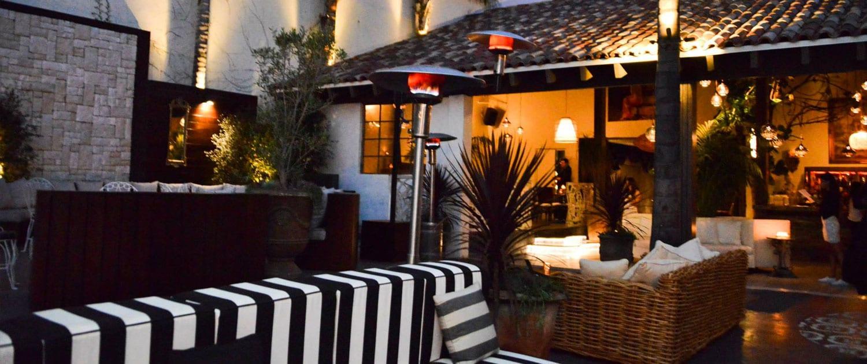 Le Jardin Affinity Nightlife Hollywood Los Angeles